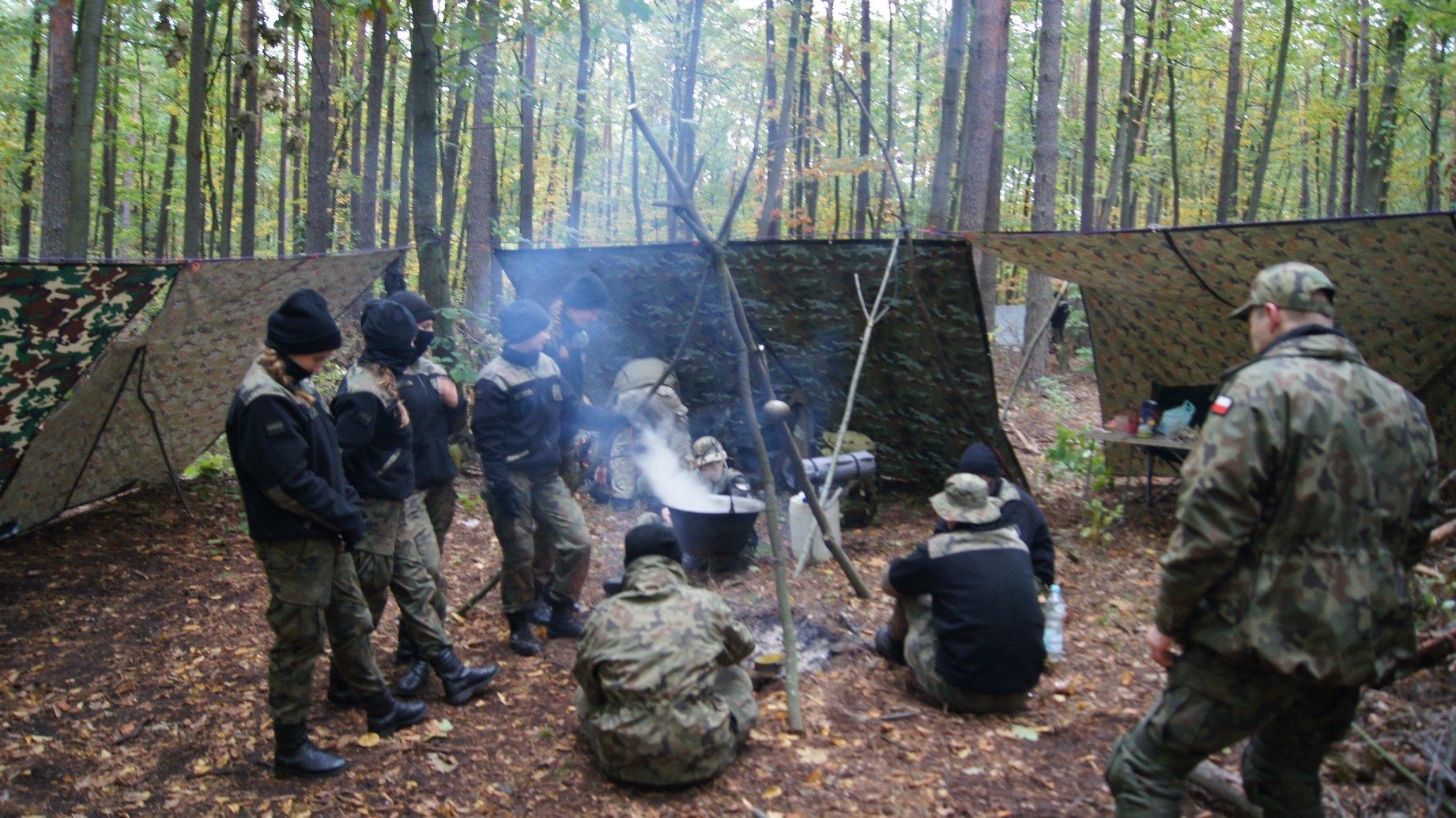 Szkolenie specjalistyczne z survivalu