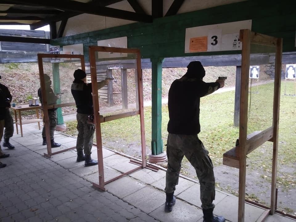 Szkolenie w oparciu o Regionalne Centrum Wyszkolenia Strzeleckiego